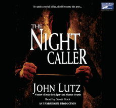 The Night Caller Cover