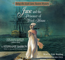 Jane and the Prisoner of Wool House Cover