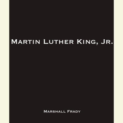 Martin Luther King, Jr. cover
