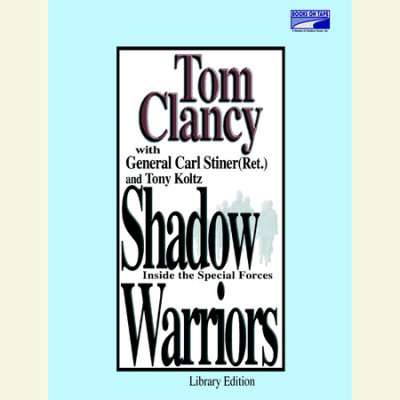 Shadow Warriors cover
