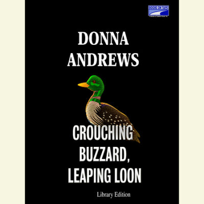 Crouching Buzzard, Leaping Loon cover