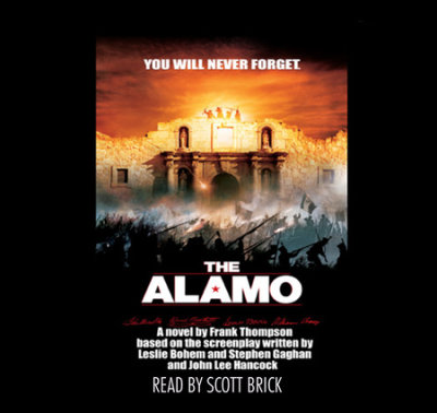 The Alamo cover
