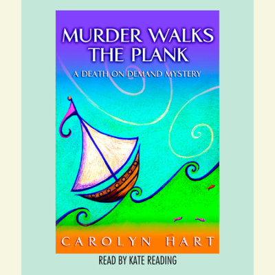 Murder Walks the Plank cover