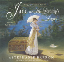 Jane and His Lordship's Legacy Cover