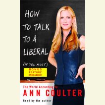 How to Talk to a Liberal (If You Must) Cover