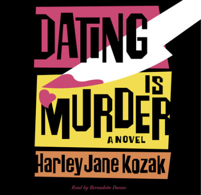 Dating Is Murder cover