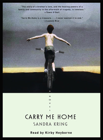 Carry Me Home cover