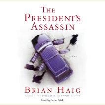 President's Assassin Cover