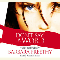 Don't Say a Word Cover