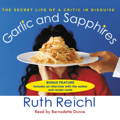 Garlic and Sapphires cover