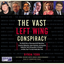 The Vast Left Wing Conspiracy Cover