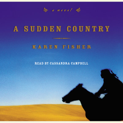 A Sudden Country cover