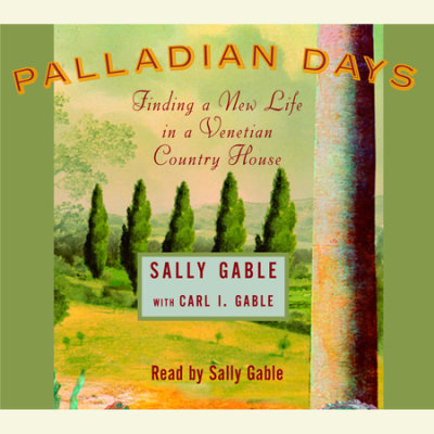 Palladian Days cover