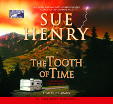 The Tooth of Time Cover