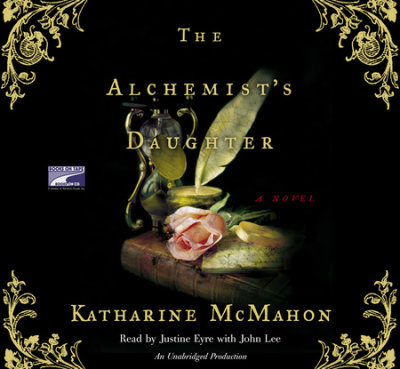 The Alchemist's Daughter cover