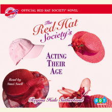 Red Hat Society's Acting Their Age Cover