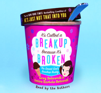 It's Called A Breakup Because It's Broken cover