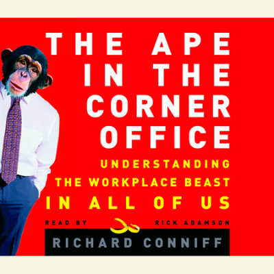 The Ape in the Corner Office cover