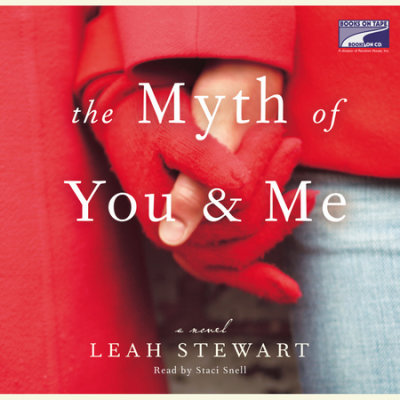 The Myth of You and Me cover