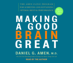 Making a Good Brain Great Cover