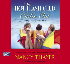 The Hot Flash Club Chills Out Cover
