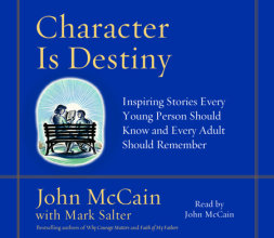 Character is Destiny Cover