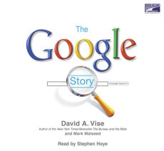 The Google Story Cover