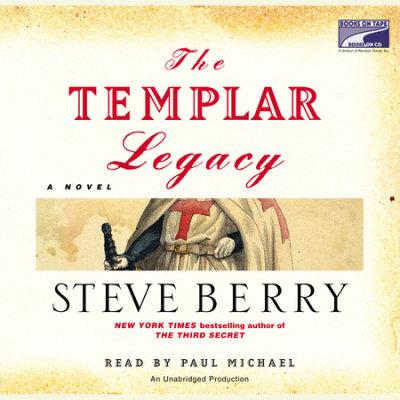 The Templar Legacy cover