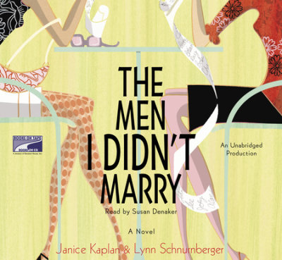 The Men I Didn't Marry cover