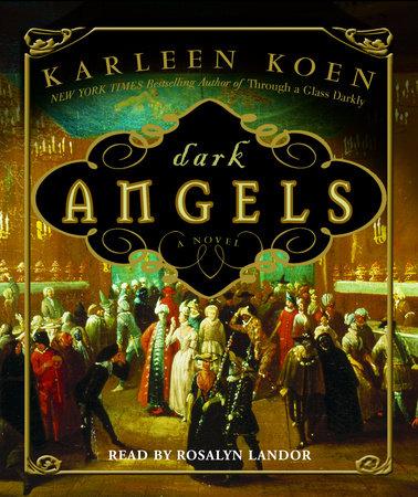 Dark Angels cover