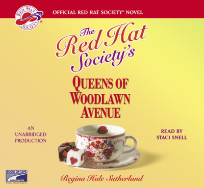The Red Hat Society's Queens of Woodlawn Avenue cover