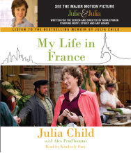 My Life in France Cover