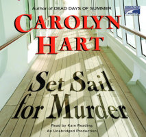 Set Sail for Murder Cover