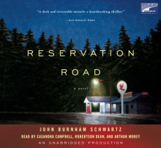 Reservation Road Cover