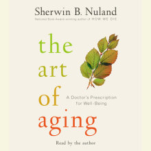 The Art of Aging Cover