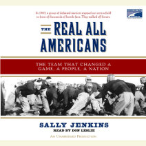 The Real All Americans Cover