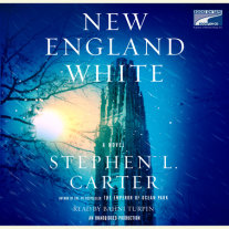 New England White Cover