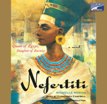 Nefertiti Cover