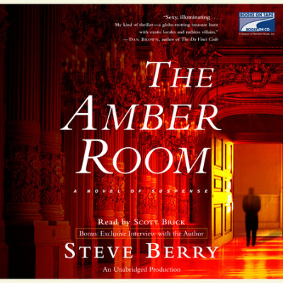 The Amber Room cover