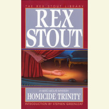 Homicide Trinity Cover