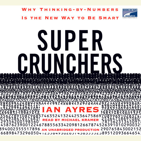 Super crunchers how anything can be predicted pdf — photo 2