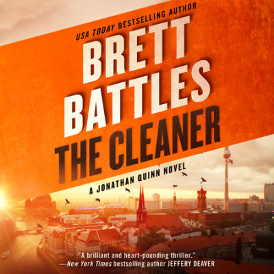 The Cleaner cover