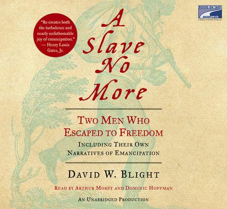 A Slave No More by David W. Blight