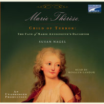 Marie Therese, Child of Terror Cover