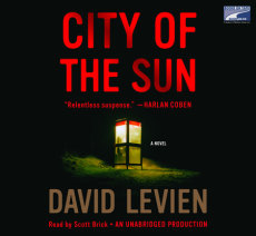 City of the Sun Cover