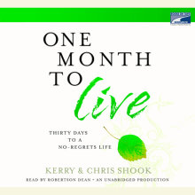 One Month to Live Cover