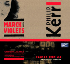 March Violets Cover