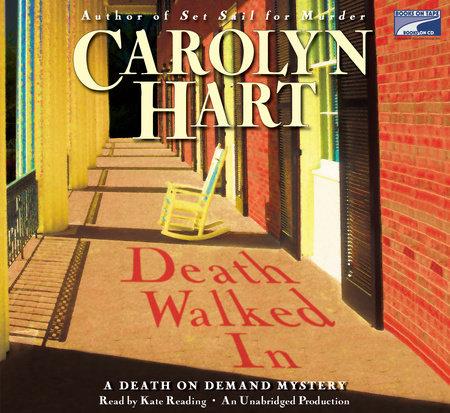 Death Walked In by Carolyn Hart