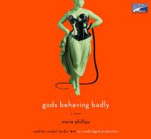 Gods Behaving Badly Cover