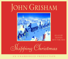 Skipping Christmas.Skipping Christmas By John Grisham Books On Tape